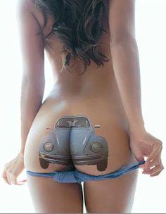 Photo: #sexy  #car  #girl  #hot  #sexywomen