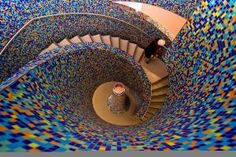 Groninger Museum in the Netherlands by Bluheart