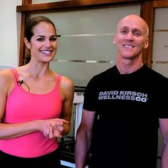 3 Booty Moves With Celebrity Trainer David Kirsch
