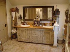 a fine farmhouse: bathroom