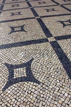 Calcada Portuguesa, Portugu photo