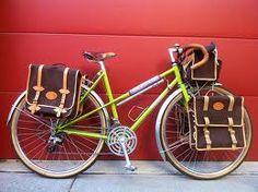 The Ebisu touring bike - Google Search