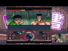 Yuyu Hakusho story mode gameplay 1/3
