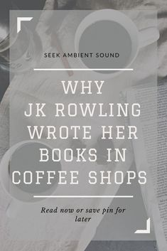 Want to be as prolific as author JK Rowling in writing novels? #writing #writingtips #coffee #workfromhome #productivity #blogging #authorlife #harrypotter