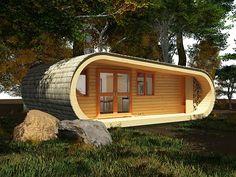 Eco-Perch Tree House