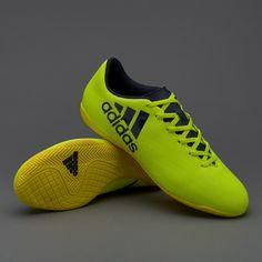 online retailer b7aa4 706cd adidas X 17.4 IN - Solar Yellow Legend Ink