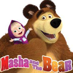 Masha And The Bear Wallpaper Sedih