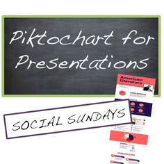 What students think of Piktochart - an online tool for posters, presentations and more...
