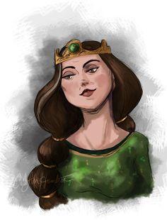 queen elinor | Queen Elinor by pixelinkdust on DeviantArt