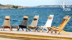 EcoFurn En Stock, Outdoor Furniture, Outdoor Decor, Sun Lounger, Natural, Ribbon, Exterior, Chair, Garden