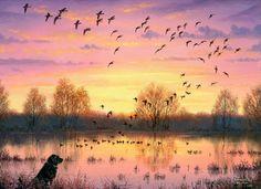 Abraham Hunter Art