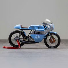 More restoration than custom, this incredible 1968 Benelli 250 has just been sold at the Classic Driver auction in Zurich. At first glimpse you'd figure it would command a pretty penny—it is an absolute stunner—but you'd be wrong. The hammer dropped for a very reasonable US$13,000!