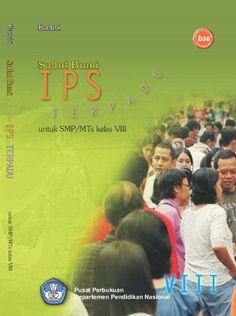 Download Buku Siswa KTSP SMP dan MTs Kelas 8 Sudut Bumi IPS Terpadu