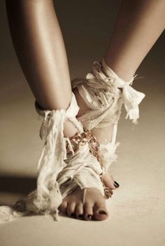 Take these shackles off my feet so I can dance......