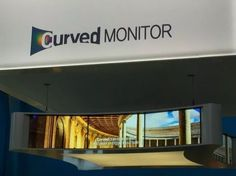 Why Would You Want a Curved TV or Computer Monitor?