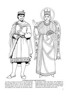 Byzantine Fashions 3