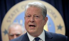 Paris agreement is a strong signal that 'we will solve climate crisis', Al Gore says | Environment | The Guardian - http://www.theguardian.com/environment/2016/apr/30/paris-agreement-is-a-strong-signal-that-we-will-solve-climate-crisis-al-gore-says