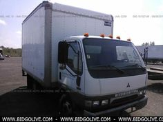 2004 Mitsubishi Fuso Fe649 - For Sale in IAA Auto Auctions