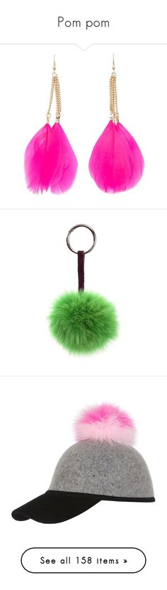 M Mism Lovely Multicolor Fluff Ball Hair Accessories Rubber Band Gum For Elastic Vivid And Great In Style Kids' Clothing, Shoes & Accs