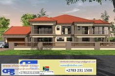 RDM5 House Plan No W2454