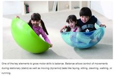 OT/PT Toy Reviews: 10 Great Balance Toys For A Child With Special Needs - Pinned by @PediaStaff – Please Visit ht.ly/63sNtfor all our pediatric therapy pins