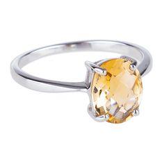 Pierścionek z Cytrynem Topaz, Heart Ring, Engagement Rings, Jewelry, Enagement Rings, Wedding Rings, Jewlery, Jewerly, Schmuck