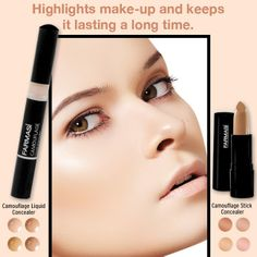 Farmasi Camouflage Concealerhigh-lights make-up and keeps it lasting a long time!
