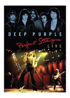 """""""Perfect strangers live"""" è l'unico materiale live esistente del tour culto """"Perfect Stranger"""" del 1984. Il DVD contiene materiale bonus raro."""