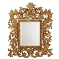 country french gold and taupe wedding ideas   Grand Baroque Mirror - French Country - Pierre Deux / fuseaction=Store ...