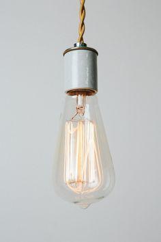PENDANT LIGHT by KHALIMA LIGHTS favorited by LIGHTBOX AMSTERDAM