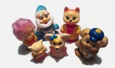 #Gift Set 6 for #babies #Original #Rubber #toys #USSR by #JustSweetHoney #Vintage #toy #perfect #rubbertoy #Vintagetoy #Russian #russiantoy #babystoy #gift #ussrtoy #newtoy #notusedtoy #vintagetoys #vintagetoy #rubbertoy #squeakytoy #ledrdraplastic #vintagecollectibles #vintageitem #etsyshop #vintageshop #etsyfinds #toysforchildren #greatgift