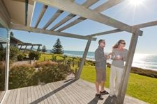 Beachfront Family Getaway - Papamoa Beach Resort Beachfront Villa Accommodation Family Getaways, Holiday Resort, Beach Tops, Beach Resorts, Pergola, Villa, Outdoor Structures, Places, Family Vacations