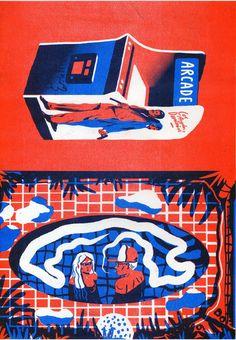http://cargocollective.com/jackfletcherillustration/Pools-Zine