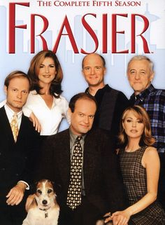 BRILLIANT COMEDY....best show, best writing, best cast EVER EVER EVER.... Fraiser- some people just don't get the humor but oh well!  Thanksgiving and Christmas episodes were my favs.