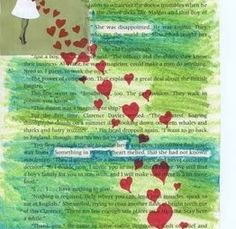 Altered-Book Poetry (Art Therapy)