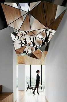 Creative Craft Decors For Office Walls Aninspiring Cool Home Office Living Room Office Inspiration Workspaces Office Inspiration Interior Design Magazine