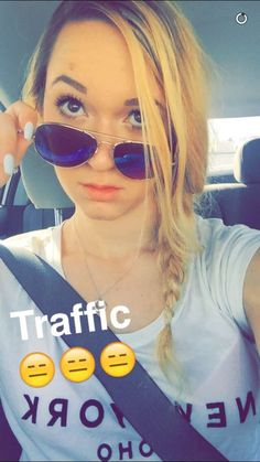 GO FOLLOW ALISHAMARIE ON SNAPCHAT: LidaLu11 and on Instagram @macbby11 She is Christian and isn't afraid to show it on her vlogs, she is super sweet and I admire her.