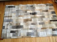 Toronto: Two Faux Fur Rugs - Urban Barn  $100 - http://furnishlyst.com/listings/1146254
