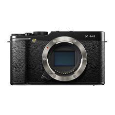 """Fujifilm X-M1 - Cámara EVIL de 16.5 Mp (pantalla 3"""", grabación de vídeo) negro -Objetivo 15-23mm B00DS71O8E - http://www.comprartabletas.es/fujifilm-x-m1-camara-evil-de-16-5-mp-pantalla-3-grabacion-de-video-negro-objetivo-15-23mm-b00ds71o8e.html"""