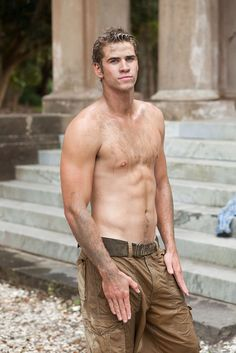 Liam Hemsworth in The Last Song