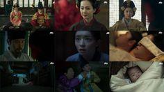 "[HanCinema's Drama Review] ""Mirror of the Witch"" Episode 1 The Witch 2016, Kwak Si Yang, Mirror Of The Witch, Dark Power, Sungjae, Fantasy Romance, Lee Sung, Betrayal, Kdrama"