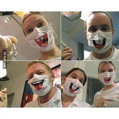 "@9gag's photo: ""The worst idea that a dentist can have... #9gag"""