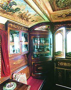 gypsy caravan interiors - Google Search