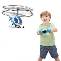 My First Flyer™ Helicopter| Little Tikes
