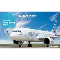 A320neo poster - Let's shop Airbus