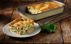 Πρασόπιτα με 4 τυριά | Συνταγές - Sintayes.gr Greek Recipes, Apple Pie, Eat, Cooking, Desserts, Food, Baking Center, Postres, Kochen