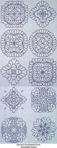 Heirloom Quilt Blocks 02