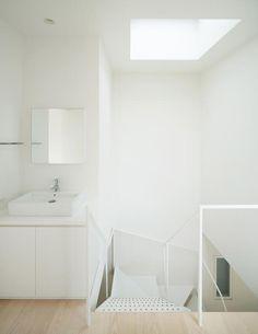 Yosuke Ichii - Hi House | via architectura