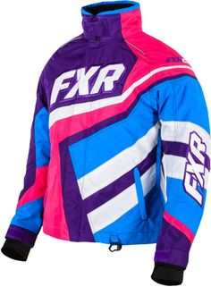 Snowmobile Clothing, Snow Pants, Motorcycle Jacket, Purple, Blue, Jackets For Women, Winter Jackets, Cold, Clothes