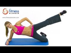 10 Minute Inner Thigh Workout - Fitness Blender....love this site.  Search on YouTube or go to their website for workouts of varying lengths.  No excuses, even 10 minutes is better than 0 minutes!   I use it on my iPhone wherever I am!